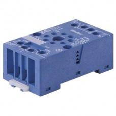 Stecksockel 8L für Relais J 94983/... Finder