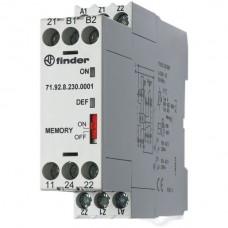 EB-Thermistorrelais Finder 230VAC 2W 10A für PTC