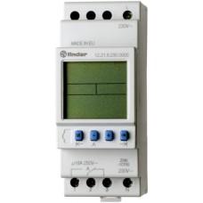 Digital-Schaltuhr 1U 16A 230V Finder