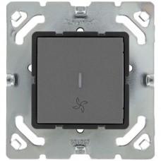 UP-Druckschalter für Ventilation MOS für Anlagen mit vorgeschriebener Zwangsbelüftung magnesium