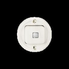 Frontset Für Druckschalter und Drucktaster beleuchtet Mit 1 Druckknopf