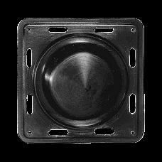 Membrane ohne Sichtfenster für Druckschalter und Drucktaster Feller NAP Nass