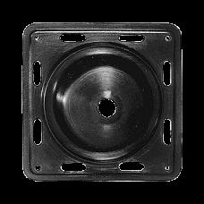 Membrane mit Sichtfenster für Druckschalter und Drucktaster Feller NAP Nass