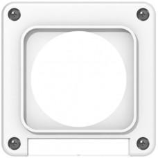 Feucht-Oberteil,Supra,weiss Bohrung Ø58mm,ohne Klappdeckel