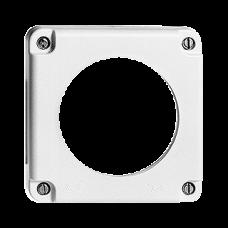 Deckel ohne Klappdeckel für Mehrfachsteckdosen NAP Feller nass Bohrung 58mm