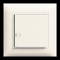 UP-Taster ON/OFF 1-Kanal zeptrion Leistungslose Nebenstelle m.LED