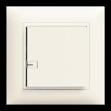 UP-Dimmer DALI zeptrion 1K/1T Hauptstelle EDIZIOdue mit LED 1fach-Bedienung